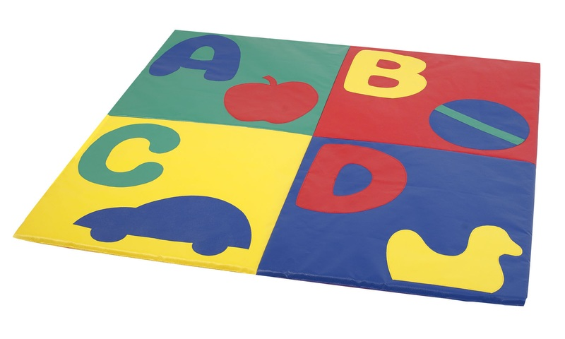 The Children's Factory Abc Crawly Mat