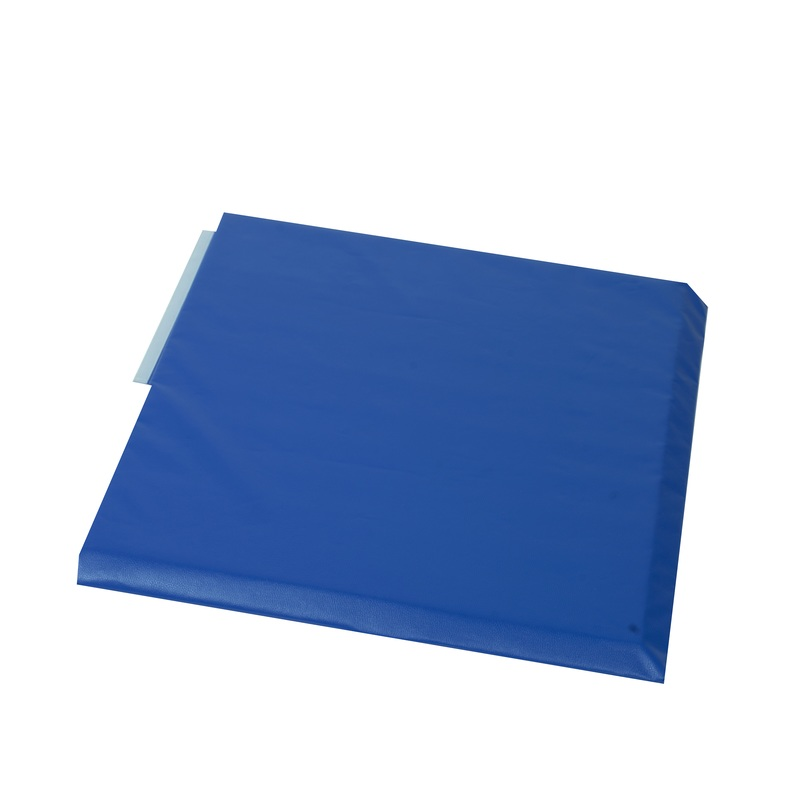 The Children's Factory Blue Corner Modular Mat
