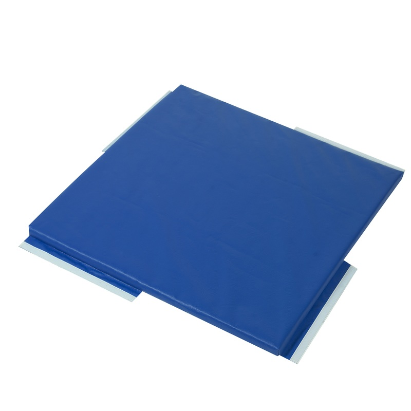 The Children's Factory Blue Center Panel Modular Mat