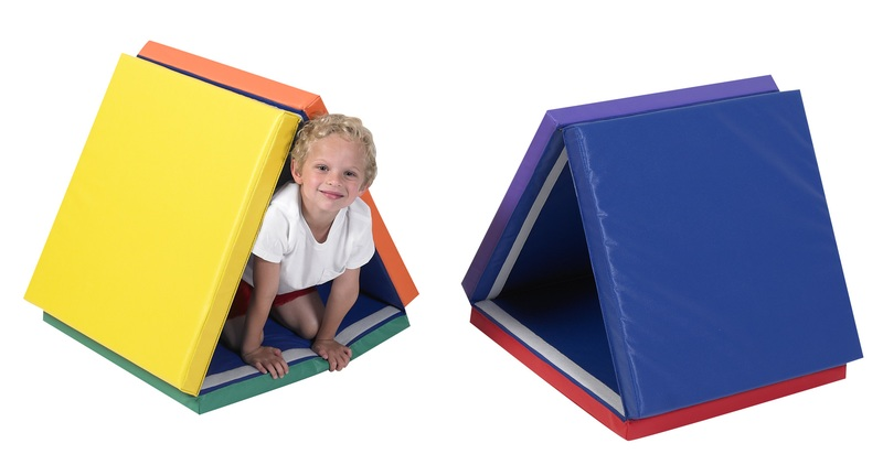 The Children's Factory Tent Box Mats
