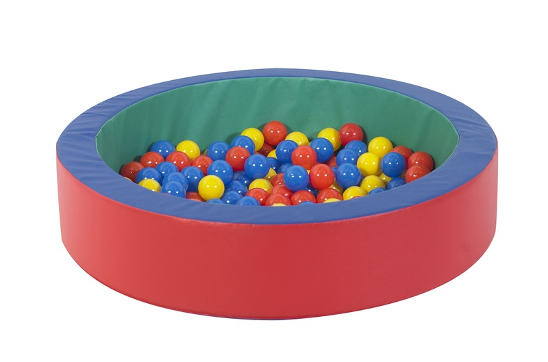 The Children's Factory Mini-Nest Ball Pool