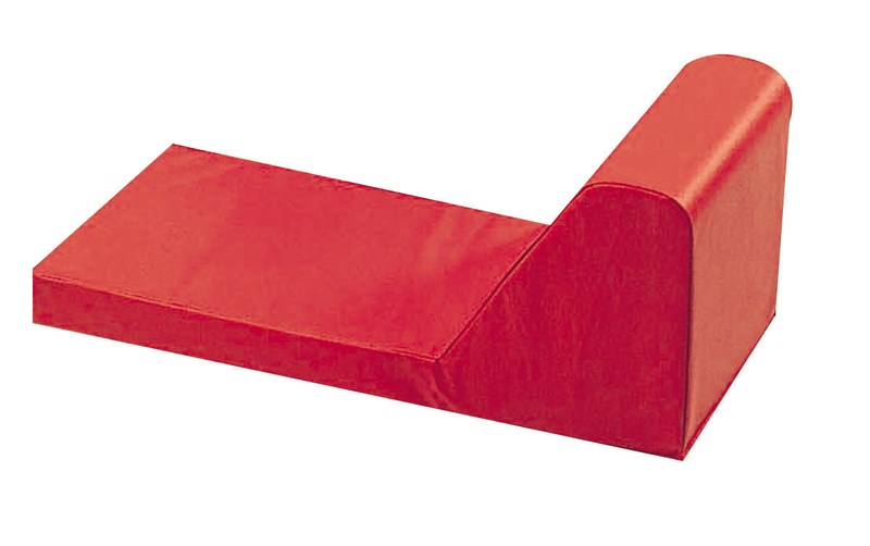 The Children's Factory Lounger: Red