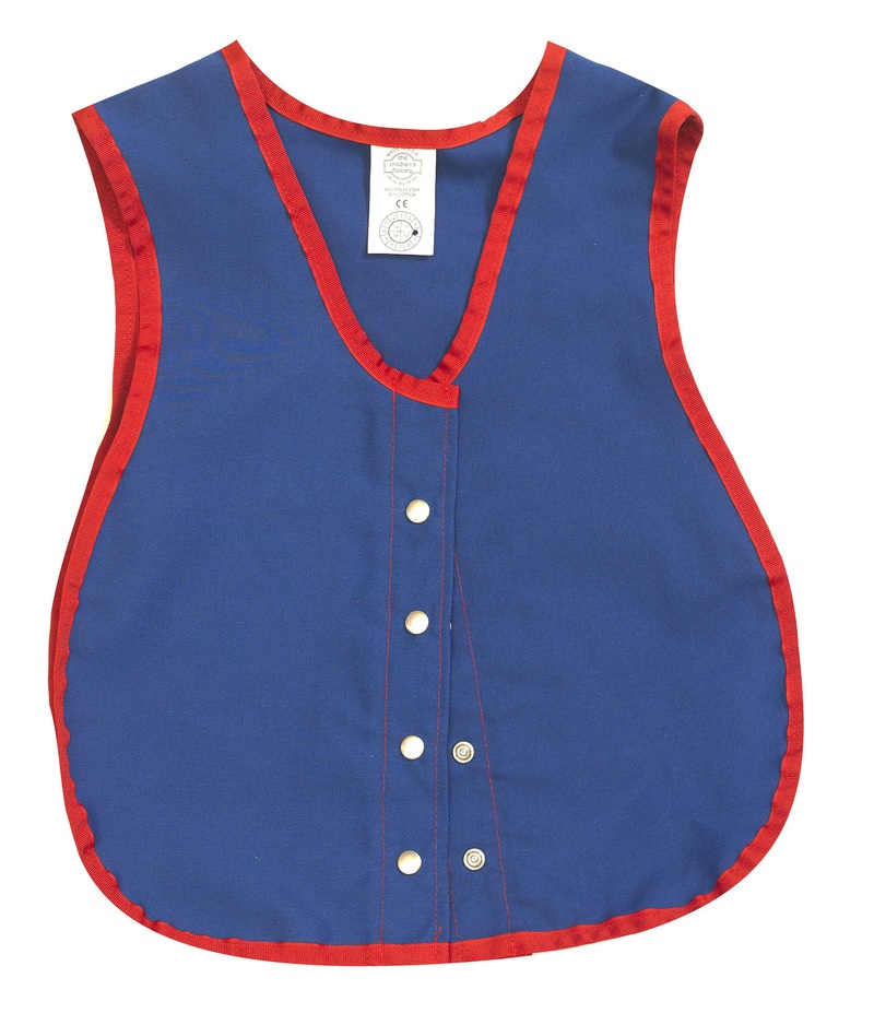 The Children's Factory Snap Vest