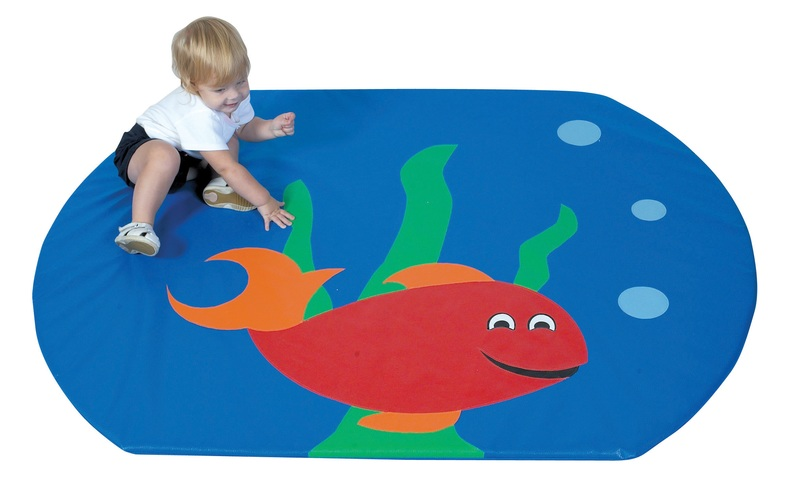 The Children's Factory Fish Bowl Activity Mat
