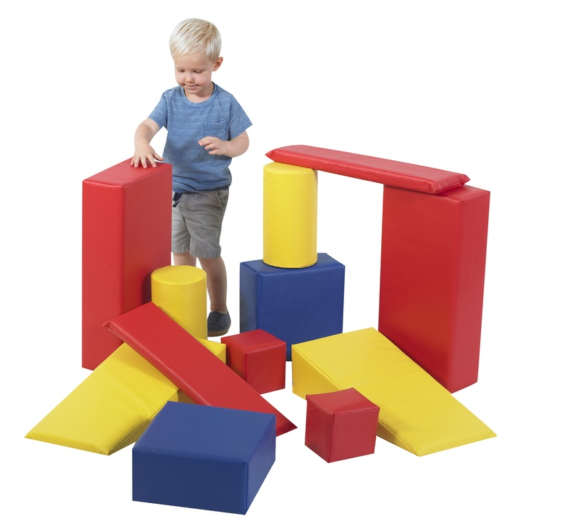 The Children's Factory Builder Blocks