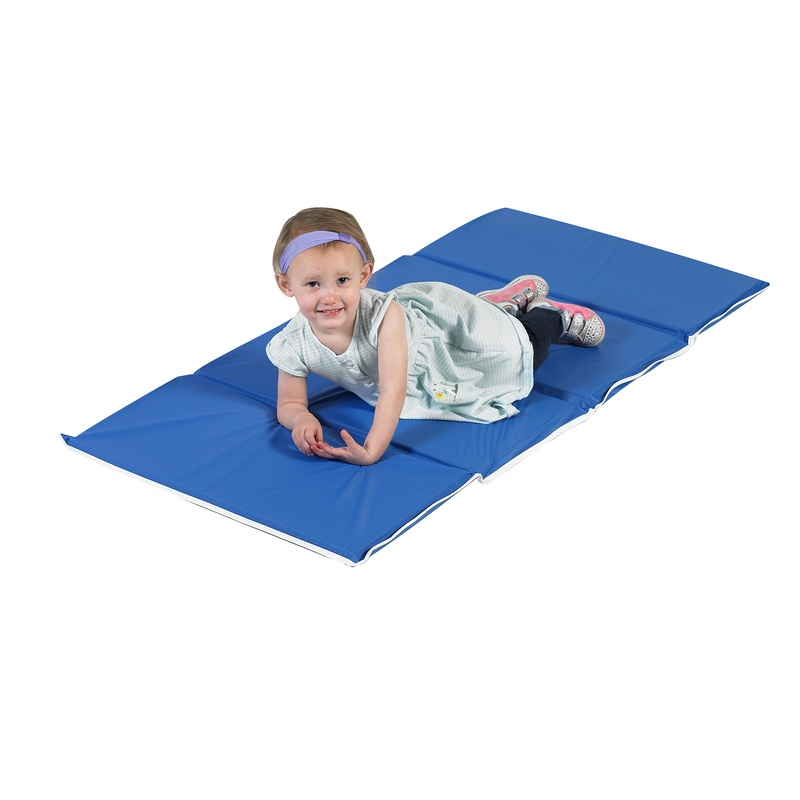 "The Children's Factory 1"" Thick Tough Duty Rest Mat"