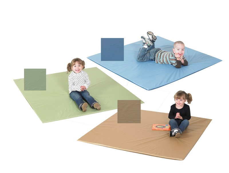 The Children's Factory Cozy Woodland Activity Mats: Set of 3
