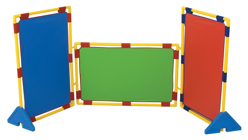 The Children's Factory Rectangular Rainbow Set