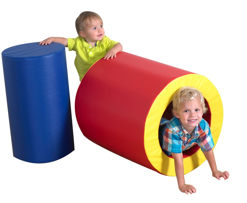 The Children's Factory Toddler Tumble N' Roll