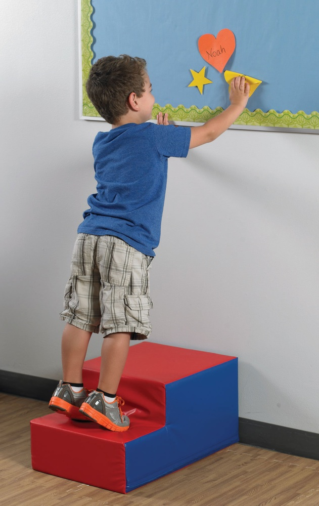 The Children's Factory Soft Step Stool