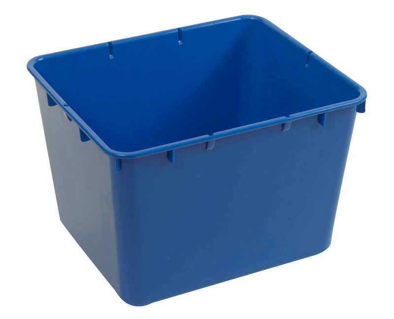 The Children's Factory Blue X-Size-Cubbie: #1136-W10-L1B