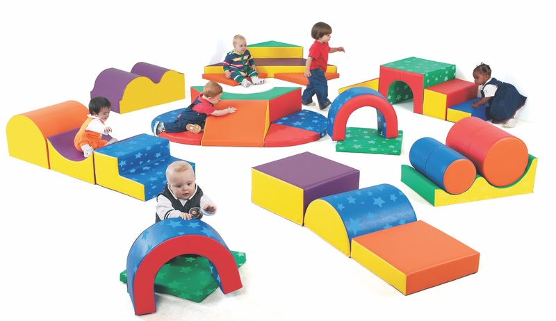 The Children's Factory Gross Motor Play Group