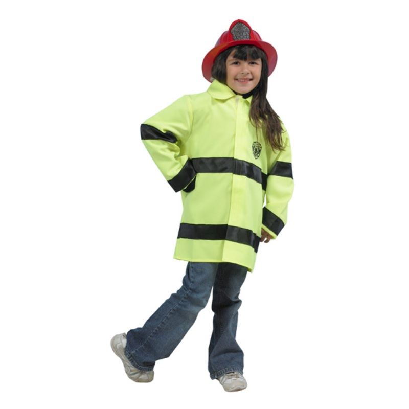 The Children's Factory Fire Fighter Coat