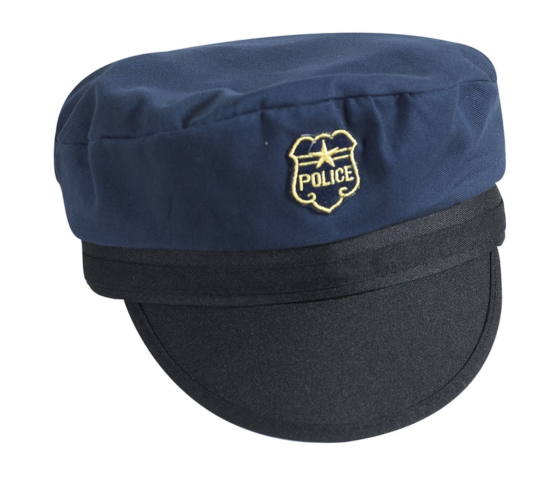 The Children's Factory Police Officer's Cap
