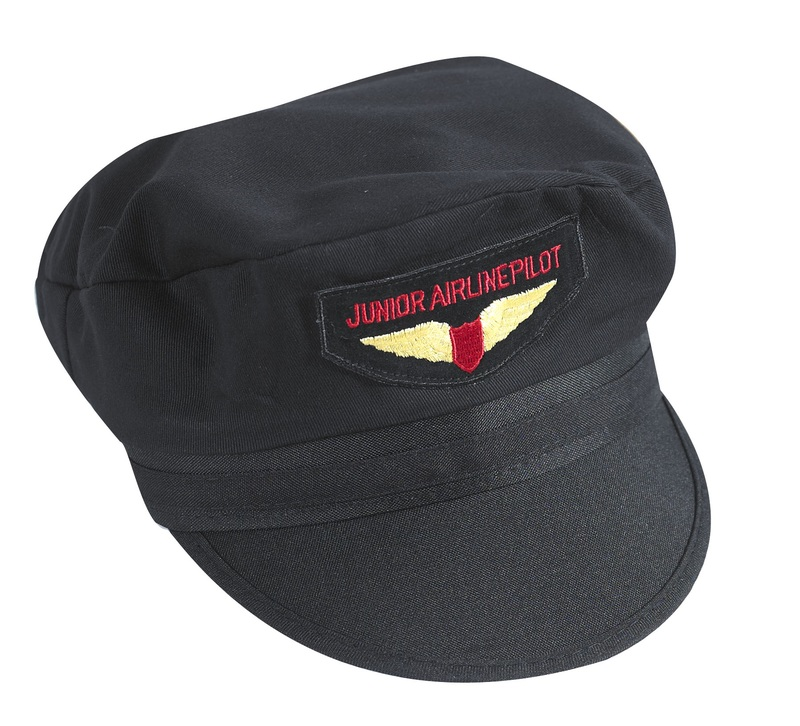 The Children's Factory Airline Pilot's Cap