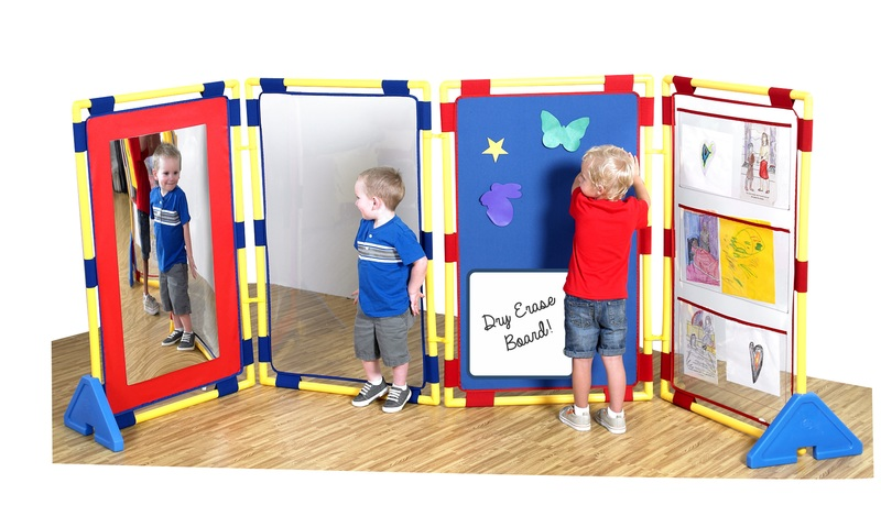 The Children's Factory Activity Playpanel Center
