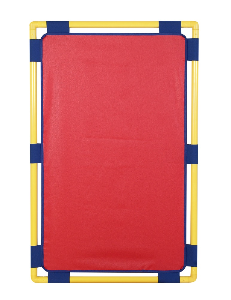 "The Children's Factory Red Playpanel: 31"" x 48"""