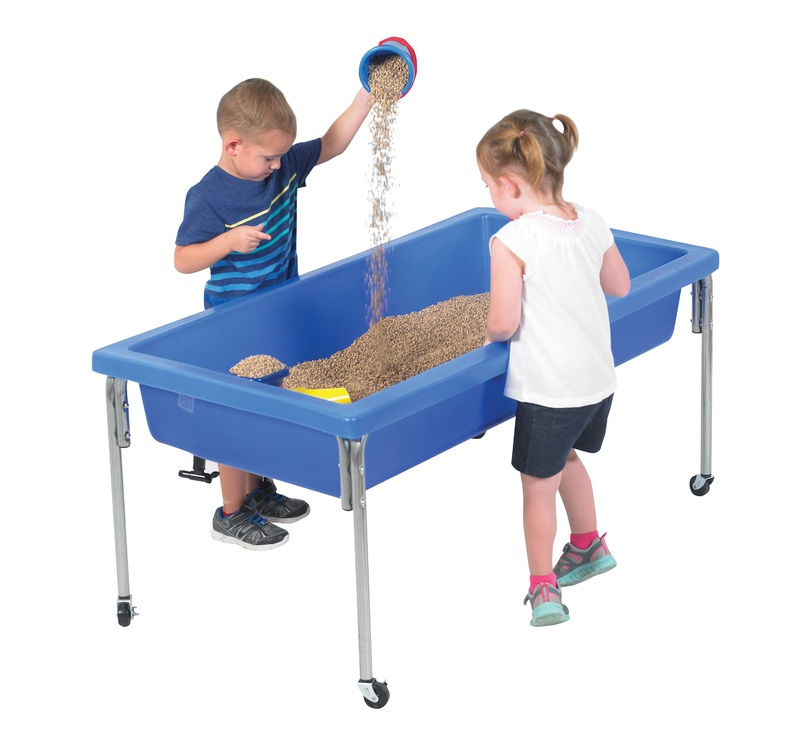 The Children's Factory Activity Table and Lid Set: 24""
