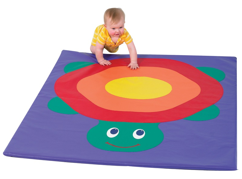 The Children's Factory Turtle Hatchling Mat