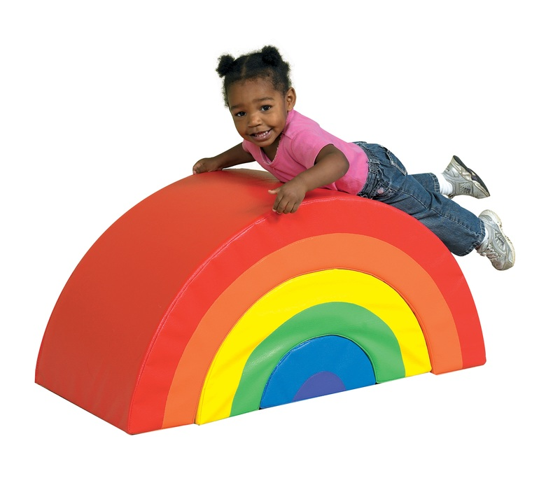 The Children's Factory Rainbow Arch Trio