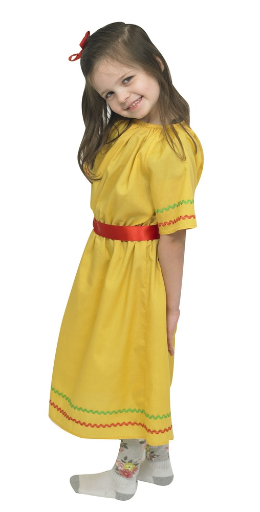 The Children's Factory Mexican Girl Costume