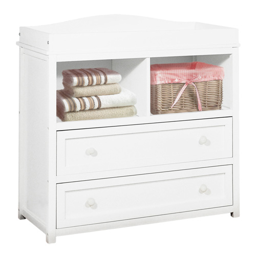 AFG Leila I Changing Table: White