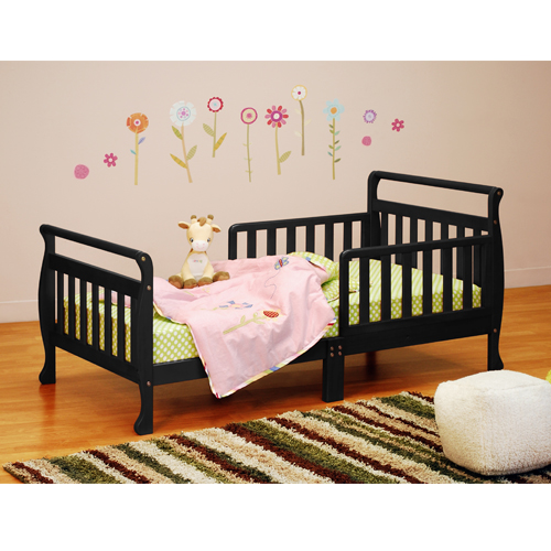 AFG Anna Toddler Bed: Black