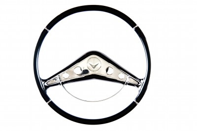 American Retro Steering Wheel 1958-60
