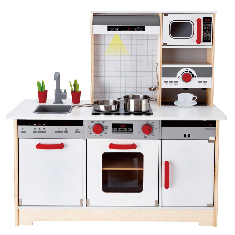 Hape Toys All In 1 Kitchen 3y Toy Kitchen Sets