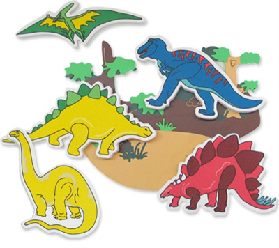 Edushape® Magic Creations: Dinosaurs