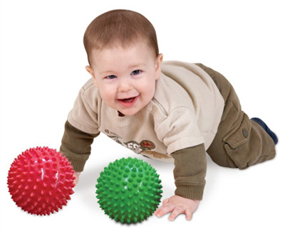 Edushape® Small Sensory Ball: 4""