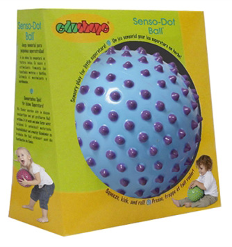 Edushape® Senso-Dot Ball's: 7""