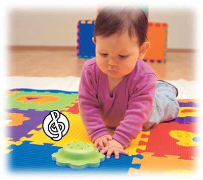 Edushape® Play & Sound Mat