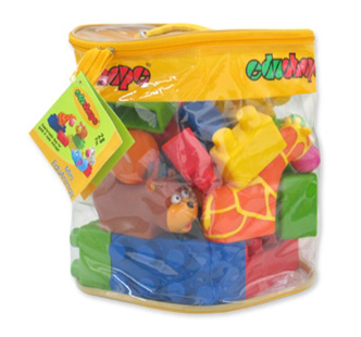 Edushape® Mini EduAnimals: 28 Pieces, Boxed