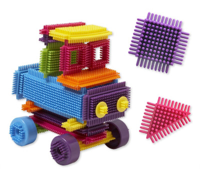 Edushape® EZ Grip-Magic Brix: 72 Pieces