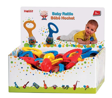 Edushape® Baby Rattles Display: 36 Pieces