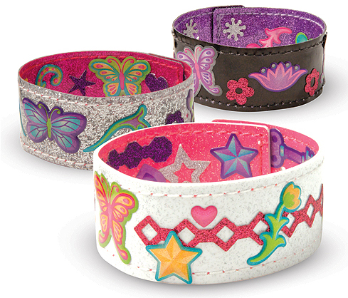 Make-Your-Own Bracelets Fashion Craft Set: 4+ Years