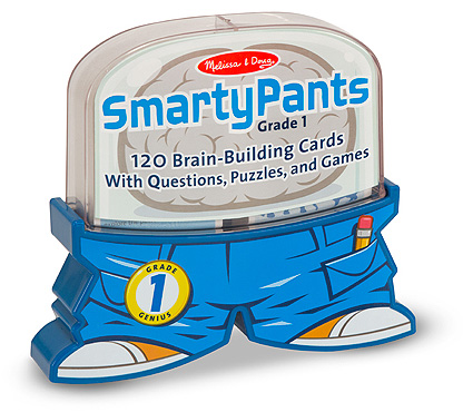 Smarty Pants - 1st Grade Card Set: 6+ Years