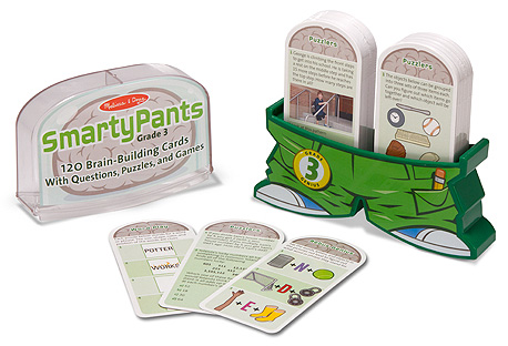 Smarty Pants - 3rd Grade Card Set: 8+ Years