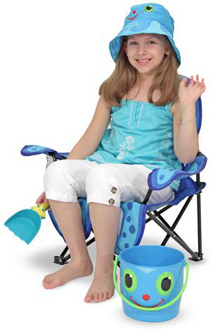 Flex Octopus Child's Outdoor Chair: 3+ Years