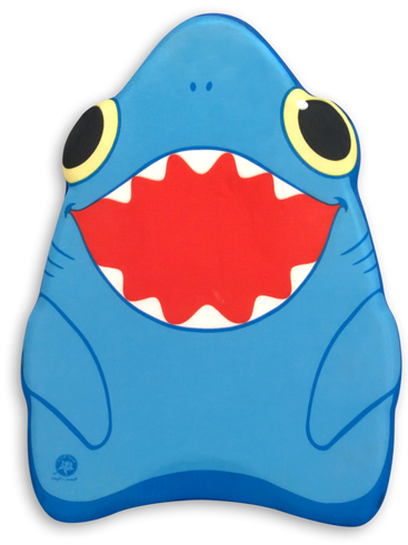 Spark Shark Kickboard Pool Toy: 4+ Years