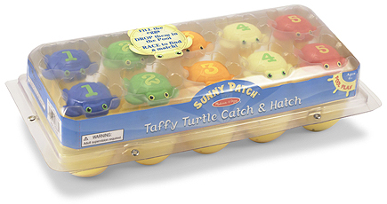 Taffy Sea Turtles Catch & Hatch Pool Toy: 6+ Years