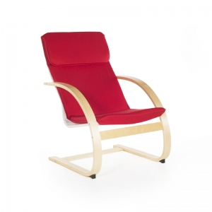 Guidecraft Teachers Rocker - Red
