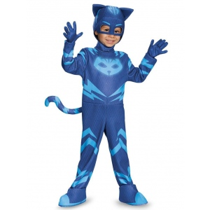 Disguise PJ Masks Catboy Deluxe Child Costume Child Size (4-6)