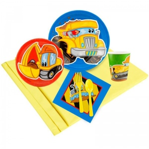 Birthday Express Construction Pals Party Pack
