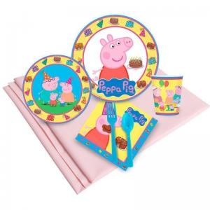 Birthday Express Peppa Pig Party Pack