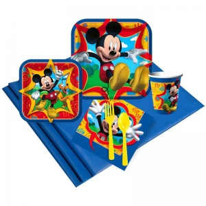 Birthday Express Mickey Fun and Friends Party Pack