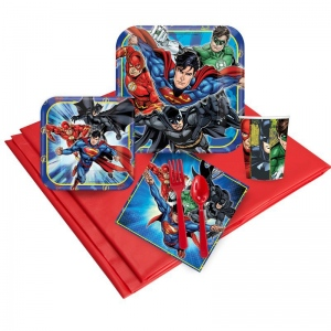Birthday Express Justice League Party Pack