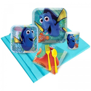 Birthday Express Finding Dory Party Pack
