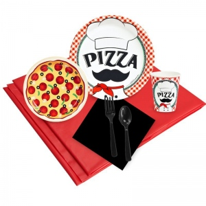 Birthday Express Itzza Pizza Party Pack